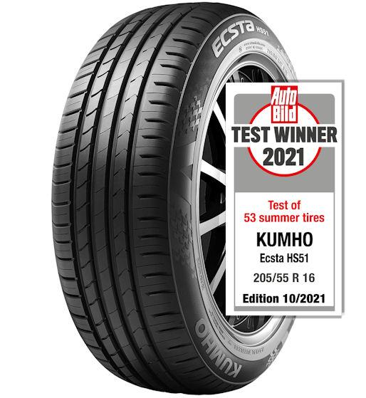 KUMHO ECSTA HS51 - AutoBild