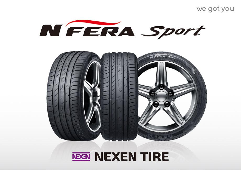 Nexen Tire Volkswagen Seat