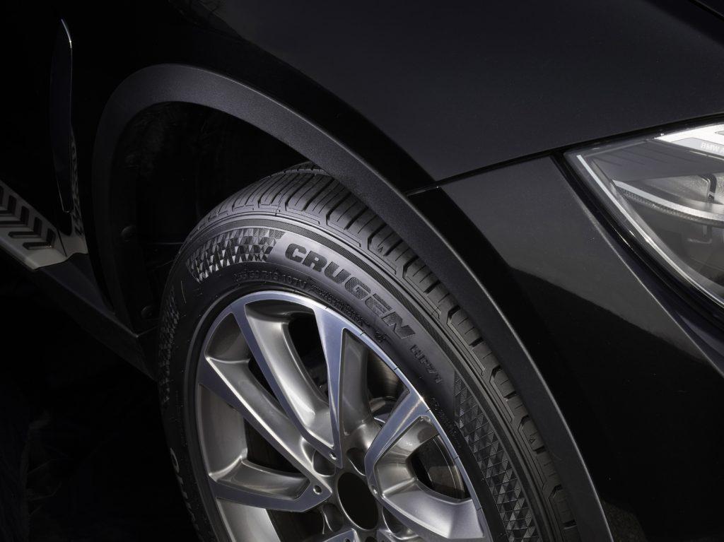 Kumho Tyre Nissan Pathfinder