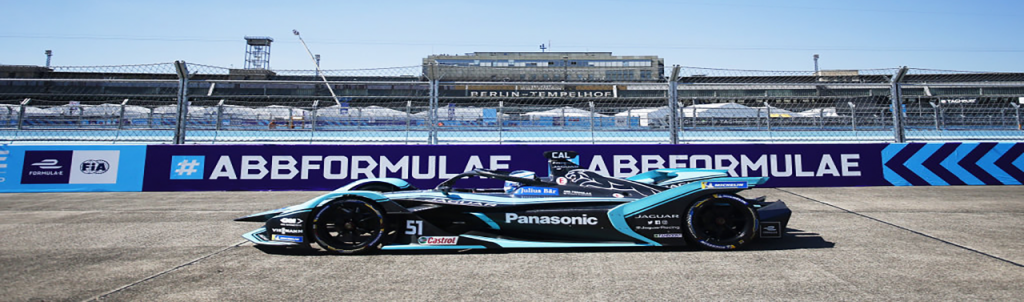 Jaguar Racing Castrol